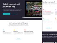 Jumpstarter Website