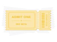 Ticket to Beta