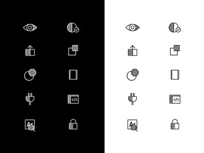 Stark Iconography