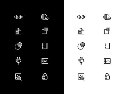 Stark Iconography stark illustrator icons glyphs iconography