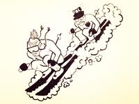 "LoGoLoG 1/2/13: ""Skiiding Ticket"""