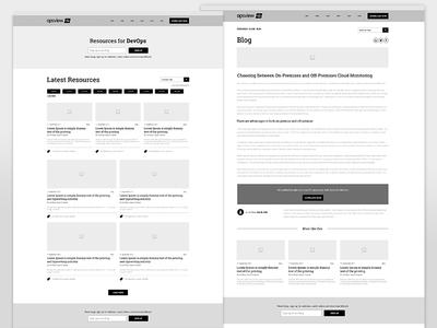 UX design and wireframes blog app design web design ui design wireframes ux design