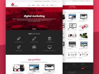 Protean Marketing design