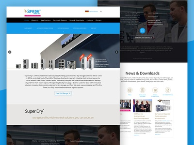 Superdry Totech colour theory branding web design ui design ux design
