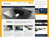 Overmould web design