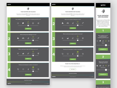Some UX and UI design for a landing page web design desktop design mobile landing page graphic  design ui deisgn ux design