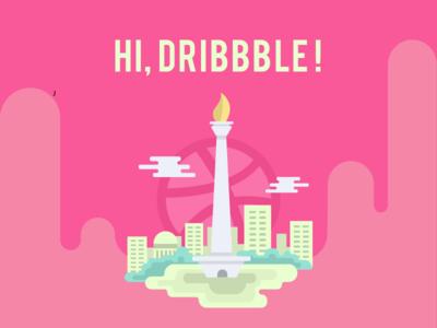 Hi Dribbble