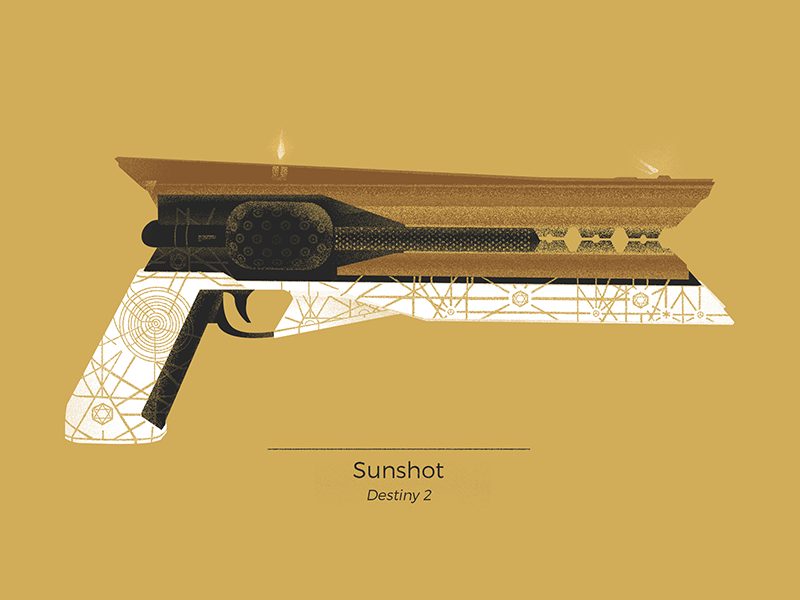 Sunshot Destiny 2