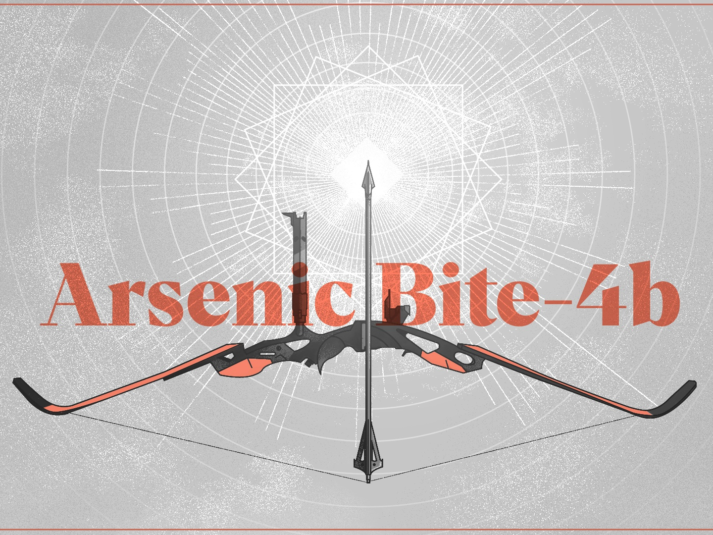 Arsenic Bite-4b fan-art video game bungie playstation xbox gaming arrow bow destiny