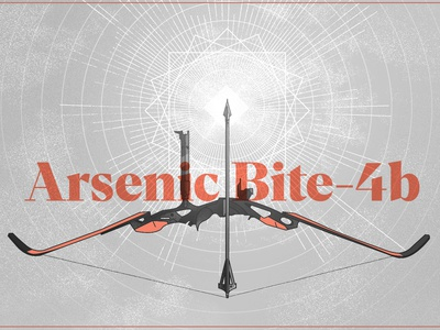 Arsenic Bite-4b fan-art video game bungie playstation xbox gaming arrow bow destiny
