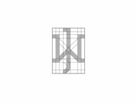 JW monogram