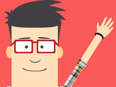 Animated Me SVG codepen animation svg self-portrait