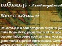 daGama.js demo page