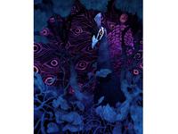 Echo Island - Midnight Peacock