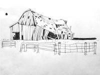 Barn Sketch