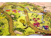 Botanical South America Detail 2