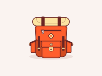Travel Time - Backpack