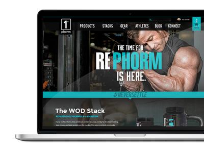 1st Phorm Website