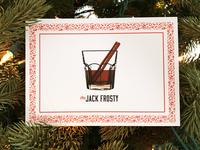 Holiday (recipe) Card