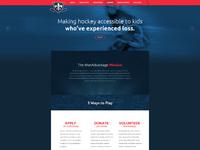 Manadvantage homepage