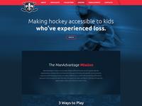 ManAdvantage Web Design