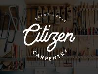 Citizen Carpentry logo