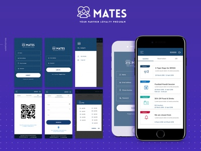 Mates Loyalty App