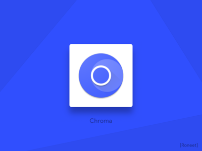 Chroma - Material Color Palette [Icon]