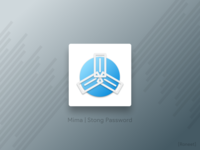 Mima | Strong Password