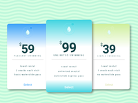 Pricing - Day 030 #dailyui