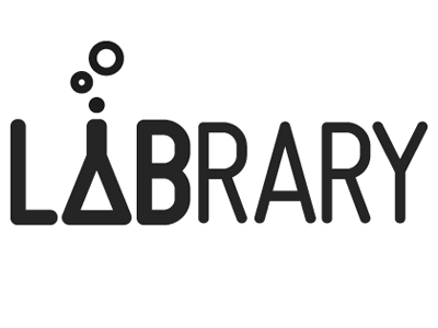 Labrary Logo 1.0 logo project library laboratory lab