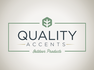 Quality Accents Logo Design