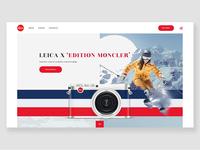 Leica X ' Edition Monclear'