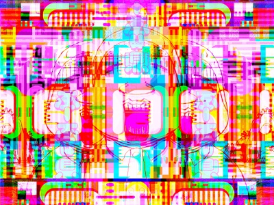 Three of Them of Two of Us 8bit comics dreams dribbble geometic graphicarts graphicdesign illusion illustration kanji magic manga metaphysics multiverse prismatic bigboldcolors symbols inteface arcade videogames
