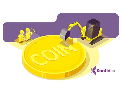 Mining proof of work pow blockchain crypto currency mining