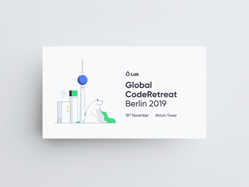Lisk - Global CodeRetreat banner