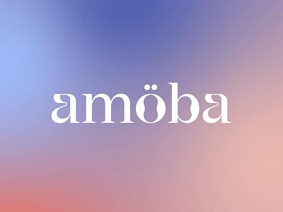 Gradient animation background for logo logodesign amoba startup gradient animation animated gradient animation motion gradient logo brand identity most most studios design branding