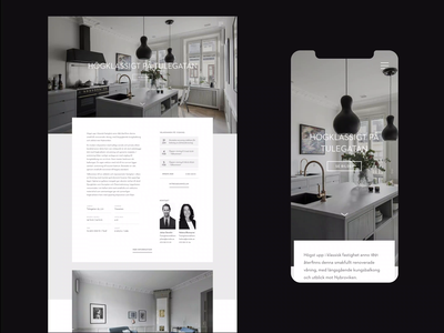 Web & mobile design web webb design webdesign typography layout landing interface creative clean