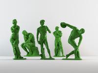 Green Art Men