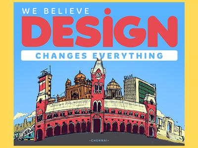 Design. Chennai.