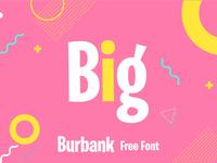 Free* Burbank Font