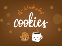 Free* Sweet Cookies Font