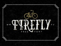 Firefly Font
