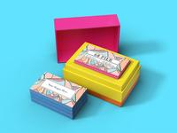 JukeBox Business Card Mockup