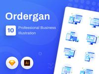 Free* Ordergan Icon