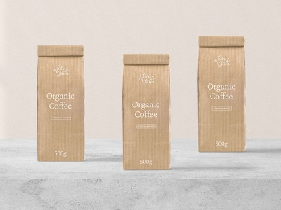 Minimalist Packaging Mockup