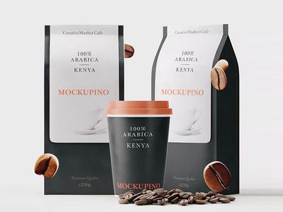 Coffee Maniac Mockup Sample