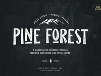 Pine forest 01