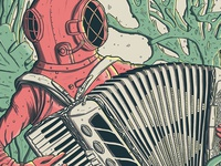 Music Underwater / Poster SofarSounds