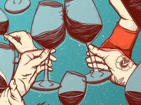 Wine Label Callia